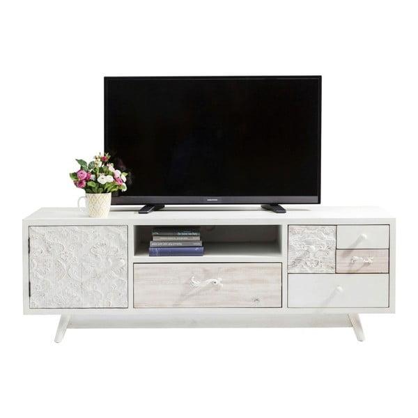 Sweet Home krémszínű TV-állvány - Kare Design