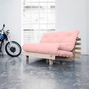 Roots Raw/Pink Peonie állítható kanapé - Karup