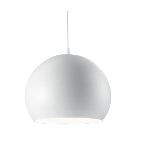 Globe fehér mennyezeti lámpa - Evergreen Lights