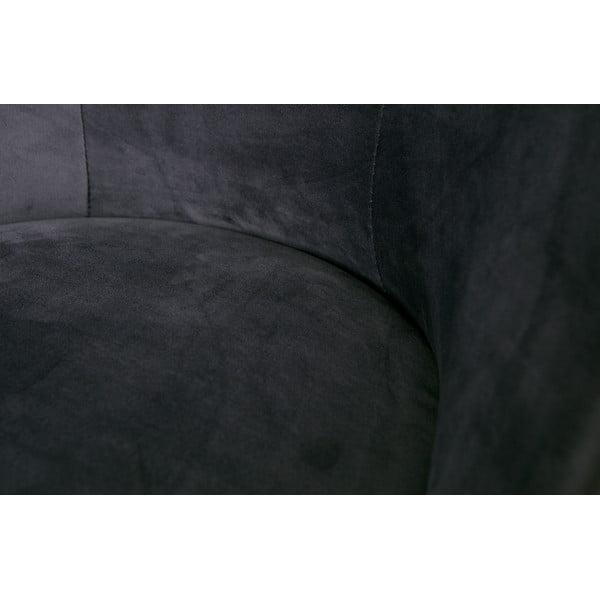 Vogue kék fotel - BePureHome