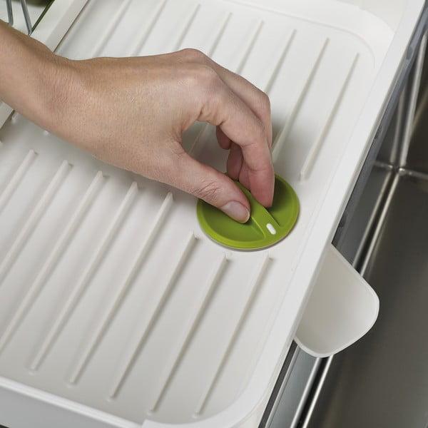 Extend zöld-fehér állítható edényszárító tálca - Joseph Joseph