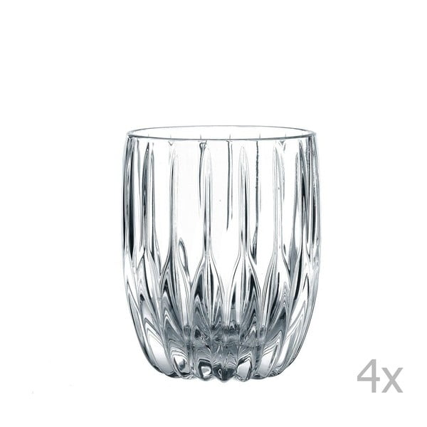 Prestige 4 db kristály whiskeys pohár, 290 ml - Nachtmann