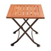 Vienna kerti asztal, eukaliptuszfából - ADDU