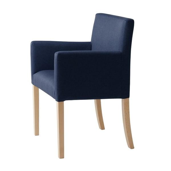 Wilton sötétkék fotel - Custom Form