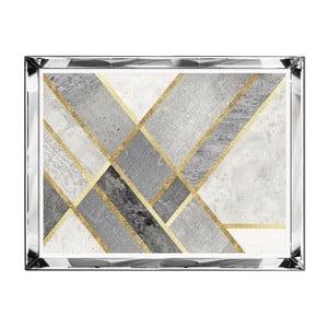 The Golden & Marble fali kép, 71 x 91 cm - JohnsonStyle