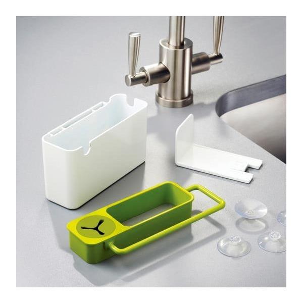 Állvány mosogató eszközökre, szürke - Joseph Joseph