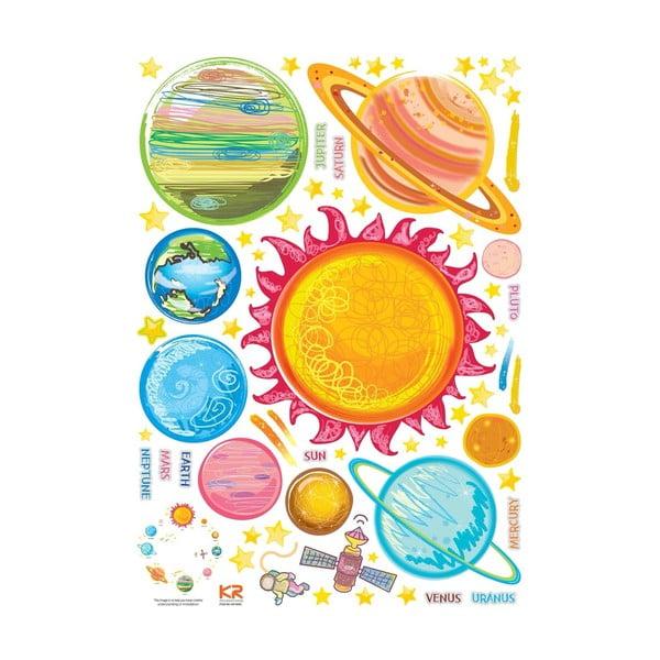 Solar System Planets falmatrica szett - Ambiance