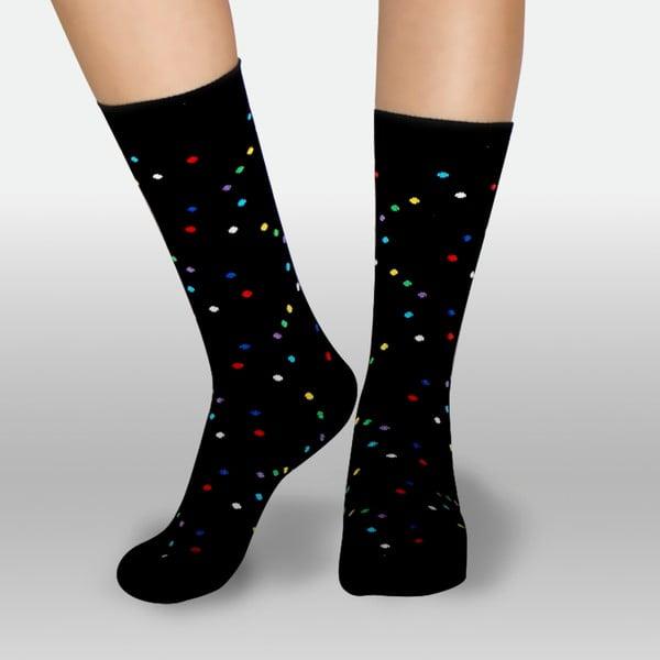 Disco zokni, méret: 36 – 40 - Ballonet Socks