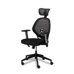 Maze fekete irodai szék - Furnhouse