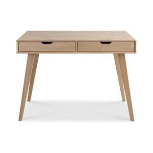Kolo kézzel készített tömör nyírfa íróasztal - Kiteen