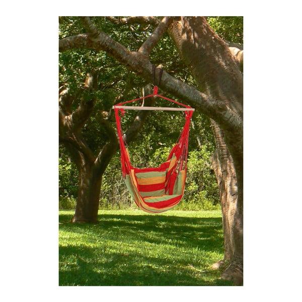 Tobago piros kerti függőfotel - ADDU