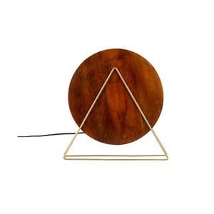 Louis piros asztali lámpa - Dutchbone