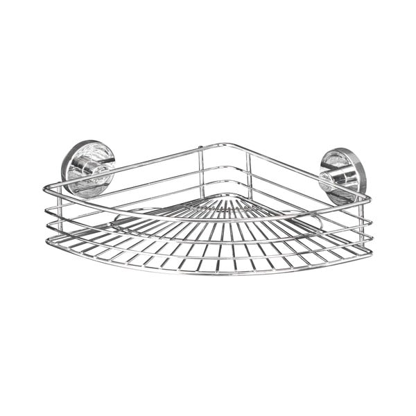 Vacuum-Loc öntapadós sarokpolc, max. 33 kg - Wenko