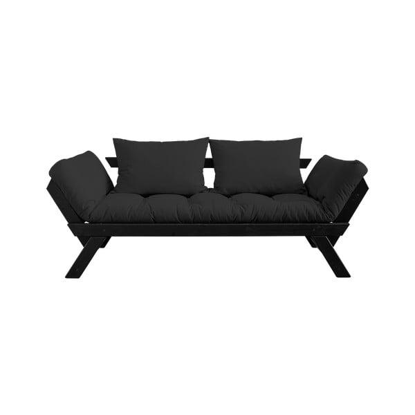 Bebop Black/Dark Grey kanapé - Karup Design