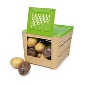 Potatoes burgonyatároló doboz - Snips