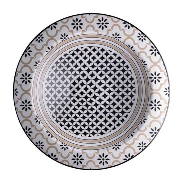 Alhambra kőcserép tálalótál, ⌀ 40 cm - Brandani