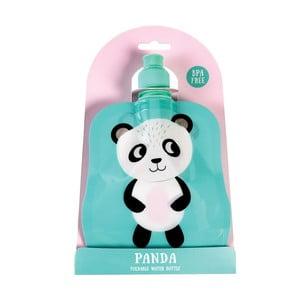 Miko The Panda összehajtható kulacs, 200 ml - Rex London