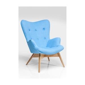 Modré křeslo Kare Design Angels Wings