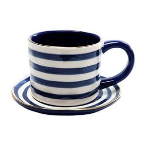 Provence csésze és csészealj, 300 ml - Kare Design