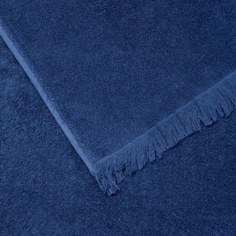 ... Bath 4 részes kék pamut törölköző és kéztörlő szett - Casa Di Bassi ... ef1e86cd9e