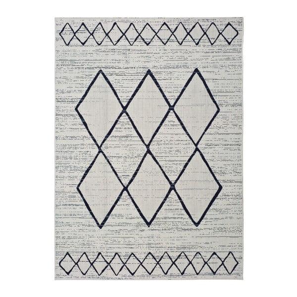 Elba fehér szőnyeg, 140x200 cm - Universal