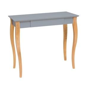 Lillo sötétszürke íróasztal, hossza 85 cm - Ragaba