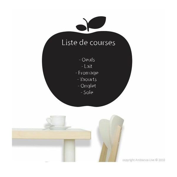 Apple Blackboard tábla matrica folyékony krétával - Ambiance