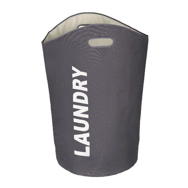 Lumo szürke szennyeskosár, 65 l - Wenko