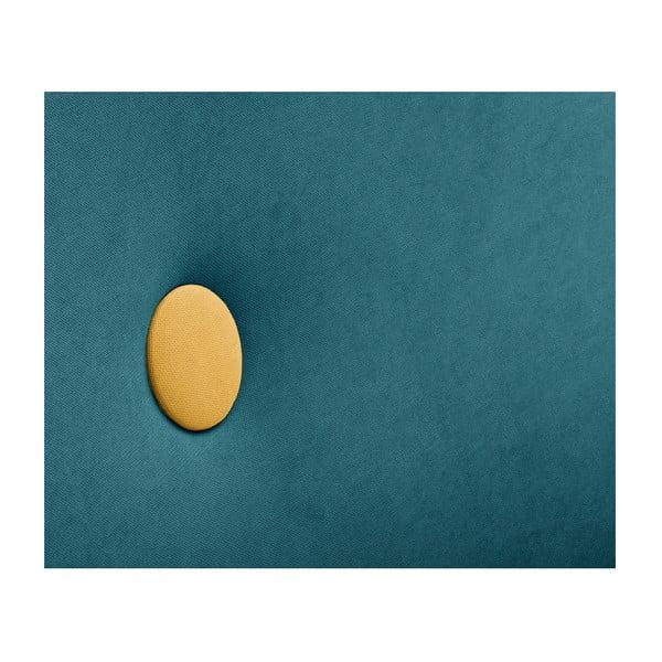Lounge türkizkék jobb oldali fekvőfotel - Scandi by Stella Cadente Maison