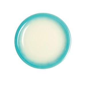 Stardust tányér kék peremmel, ⌀ 27 cm - Brandani