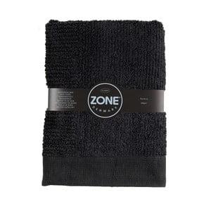 Classic fekete törölköző, 70 x 140 cm - Zone
