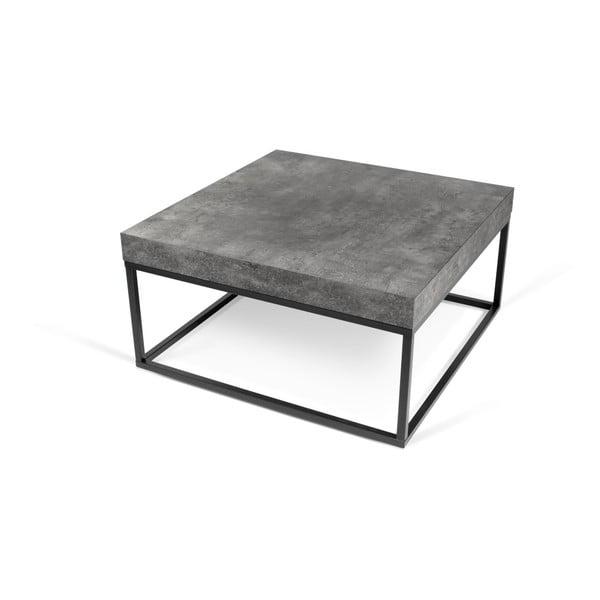 Petra betonmintás dohányzóasztal - TemaHome