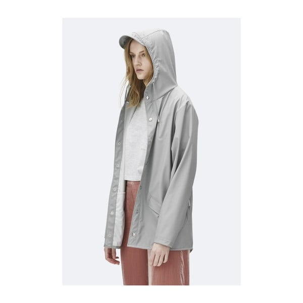 Jacket szürke uniszex kabát nagy vízállósággal, méret: L / XL - Rains
