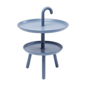 Jacky szürke tárolóasztal, ⌀42cm - Kare Design
