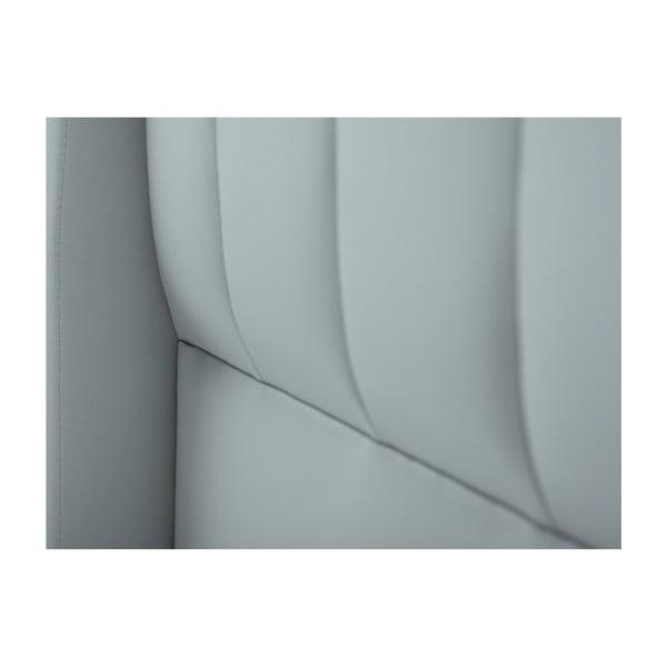 Dallas ezüstszínű ágytámla, 180 x 120 cm - Cosmopolitan design