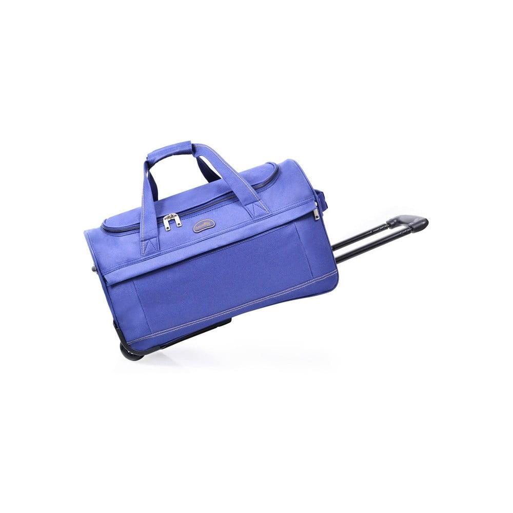 449a494dd1bc Matilda kék gurulós utazótáska, 43 l - Hero | Bonami