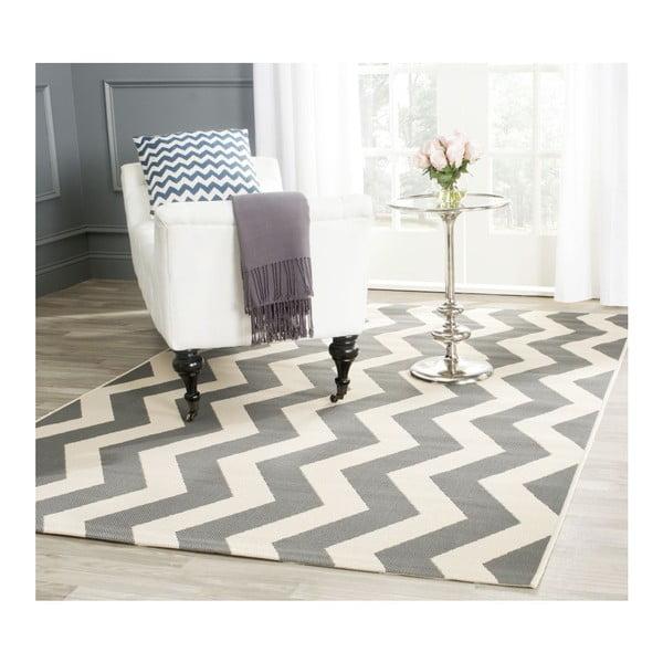 Amalfi Grey szőnyeg, 231x160 cm - Safavieh