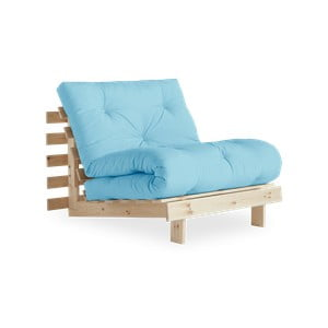 Roots Raw/Light Blue variálható fotel - Karup Design