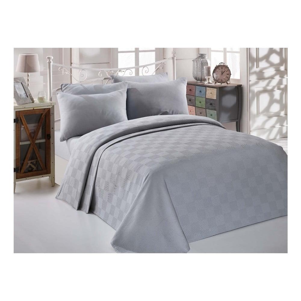 Fabio pamut ágytakaró lepedővel és párnahuzattal egyszemélyes ágyhoz ... e9030925fb