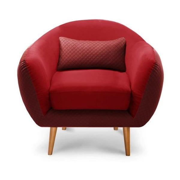 Meteore piros fotel - Scandi by Stella Cadente Maison