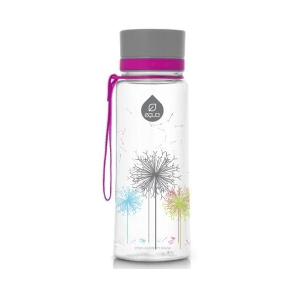 Dandelion műanyag palack, 0,4 l - Equa