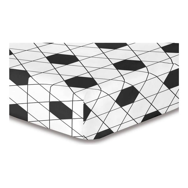 Hypnosis Harmony Zoe mikroszálas lepedő, 120 x 200 cm - DecoKing