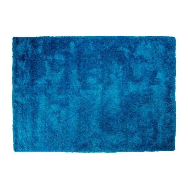 Donare kék pamut keverék szőnyeg, 90 x 160 cm - Cotex