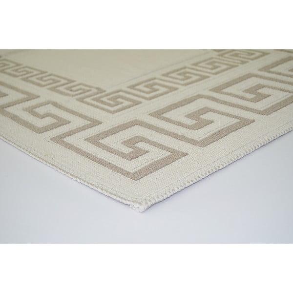 Versace Beig ellenálló pamut szőnyeg, 60 x 90 cm - Vitaus