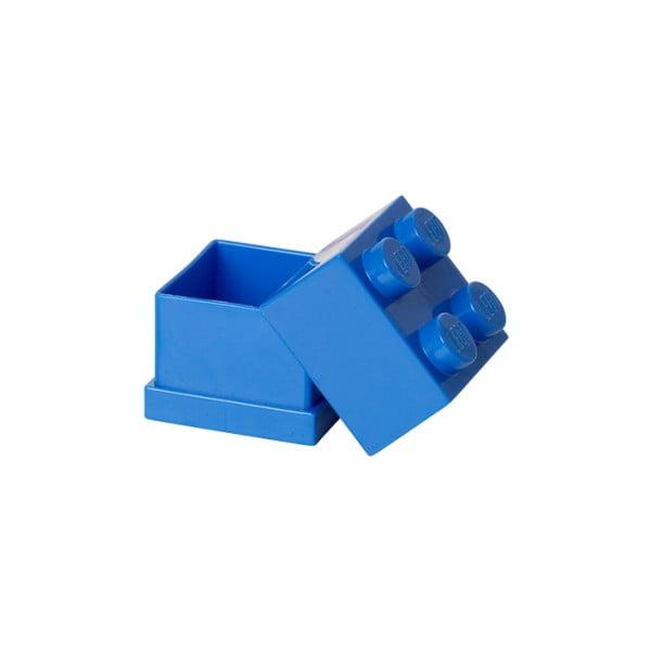 Mini Box kék tárolódoboz - LEGO®