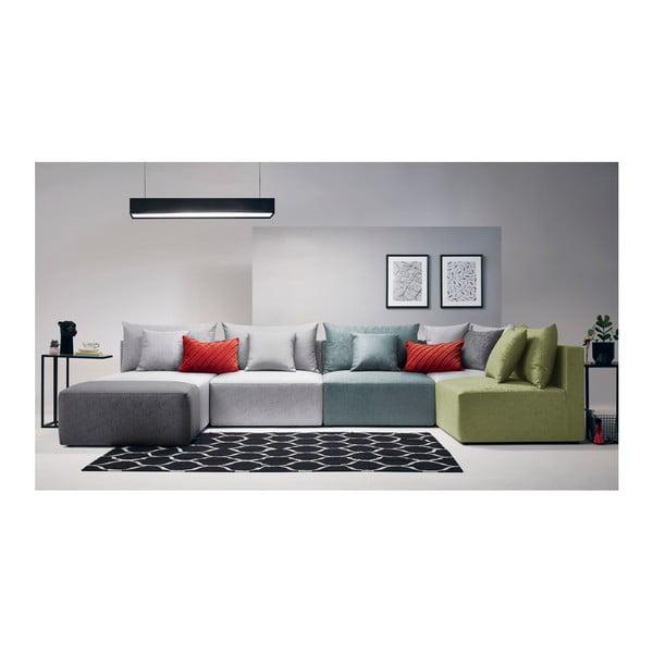 Metis színes kanapé - Bobochic Paris