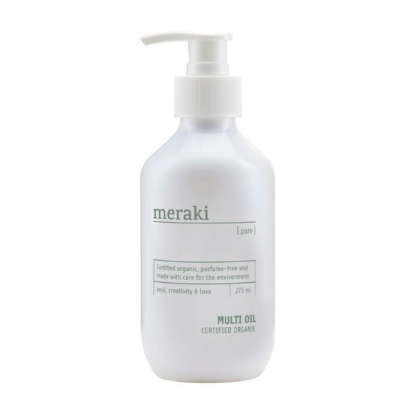 Pure illatanyagmentes bőrápoló olaj, 275 ml - Meraki
