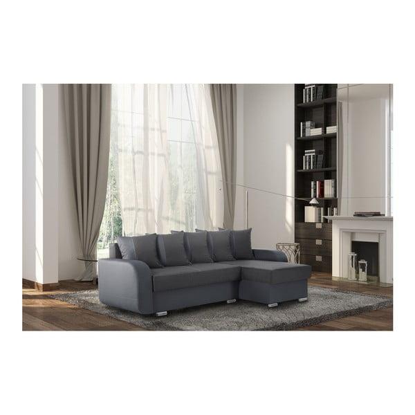 Destin antracit kanapé, jobb oldalas - Interieur De Famille Paris