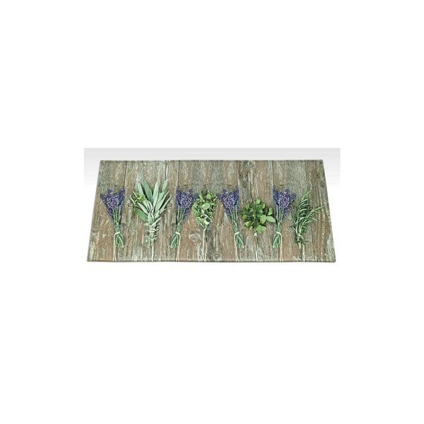 Lavender fokozottan ellenálló konyhai futószőnyeg, 60 x 140 cm - Floorita