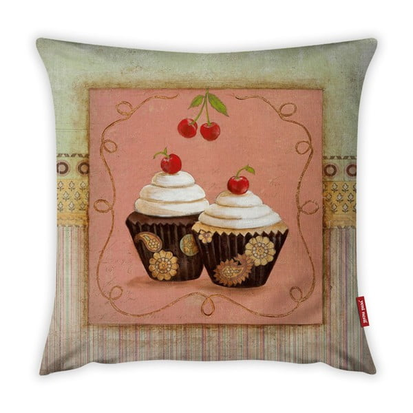 Muffins párnahuzat, 43 x 43 cm - Vitaus